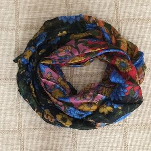 Anthropologie infinity scarf.